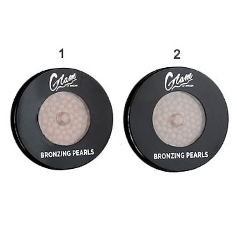 Bronzing pearls