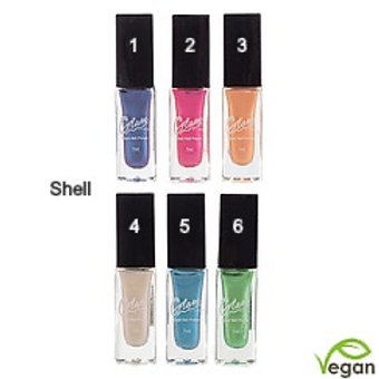 Nail polish Shell