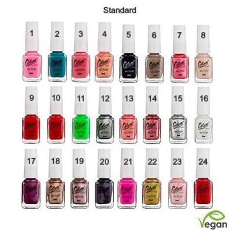 Nail polish 8 ml Standard