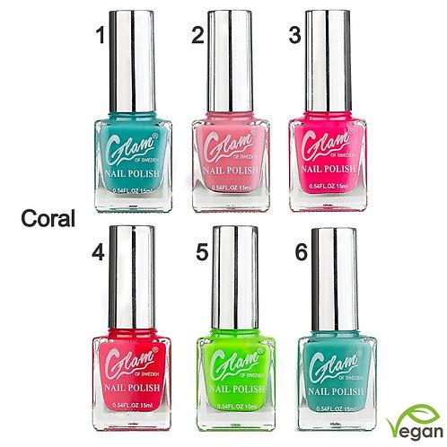 Nail Polish - Coral