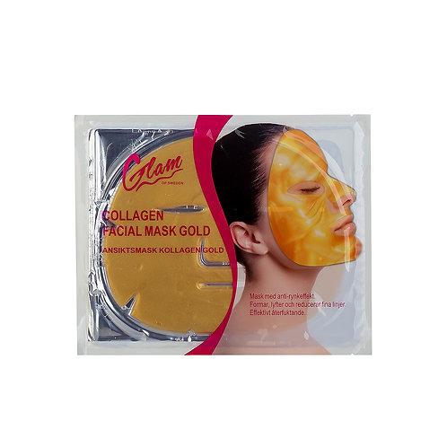 Collagen facial mask - Gold