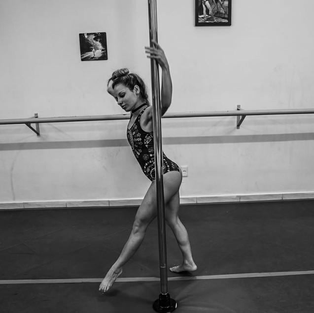 Pole Dance na Tijuca