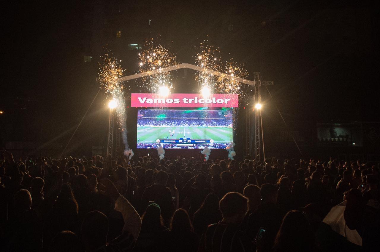 Telão das Laranjeiras - Estádio de Laranjeiras - 2019