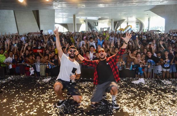 FutParódias - Cidade das Artes - 2018