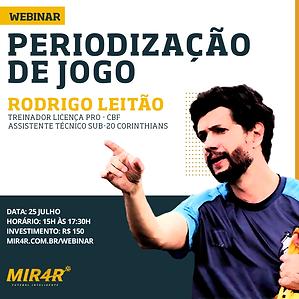 Webinar Rodrigo Leitao
