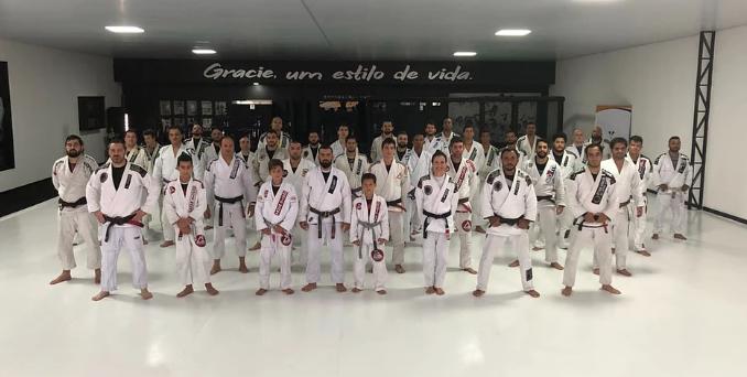 Kyra Gracie - São Paulo 2019