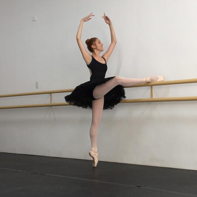 Ballet na Tijuca
