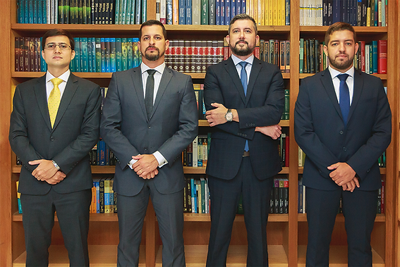 Equipe SMGA Advogados