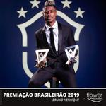 Bruno Henrique veste Flower Homme