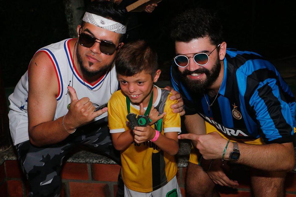 FutParódias Camp - CT João Havelange 2019