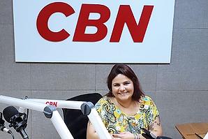 Roberta França na CBN