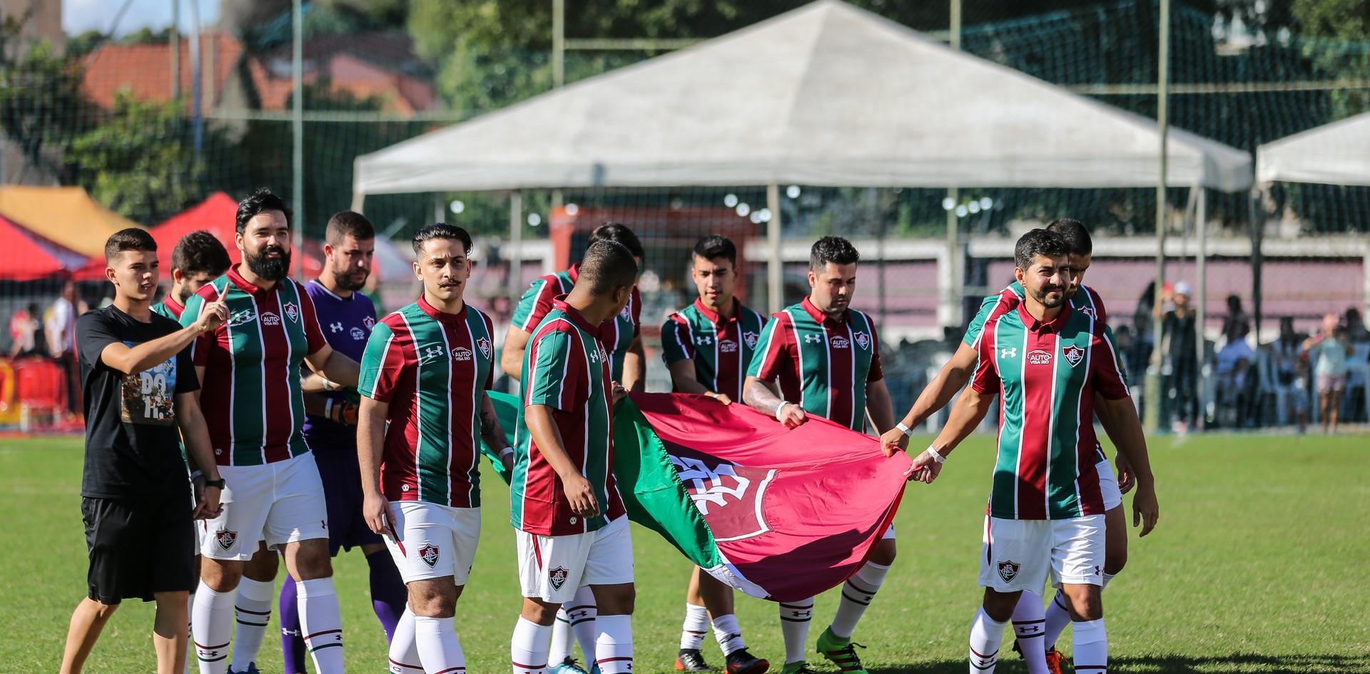 Jogue nas Laranjeiras - Estádio de Laranjeiras 2019