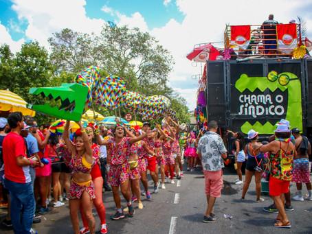 Olha o carnaval aí gente!