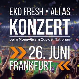 Eko Fresh & Ali As Concert