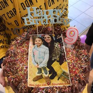 Sofia's Birthday