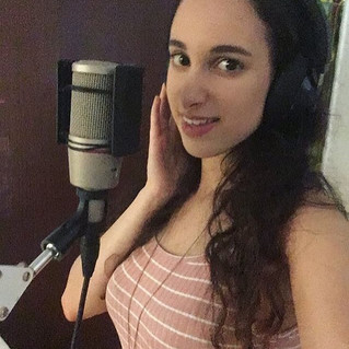 I'm back in the Studio!