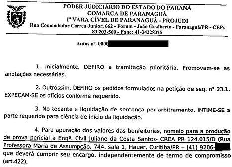 Perícia Judicial Curitiba
