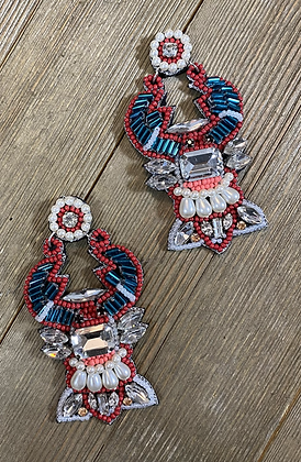 lobster earrings