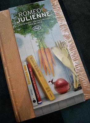 Romeo & Julienne Mini Cutting Board