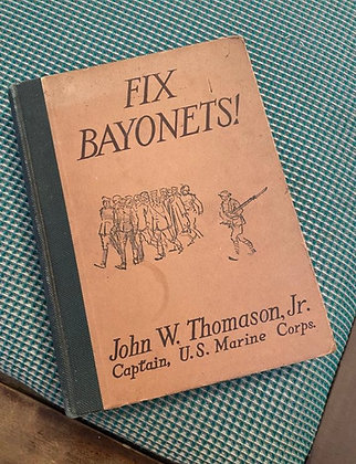 fix bayonets books