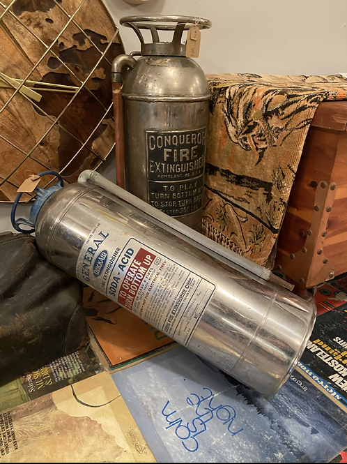 Antique Fire Extinguishers