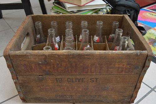 Antique American Beverage Crate