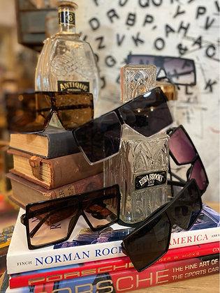 Square TV Screen Sunglasses