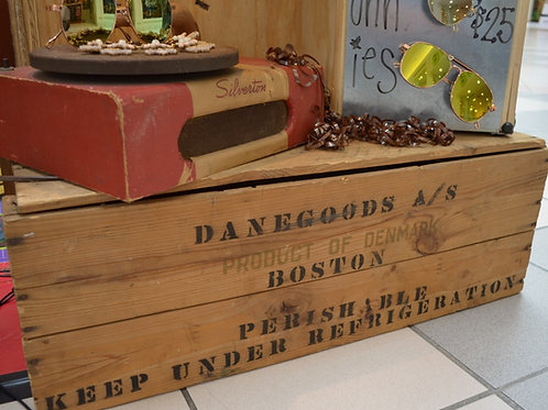 Vintage Crate Boston Long