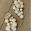 clustered pearl earrings