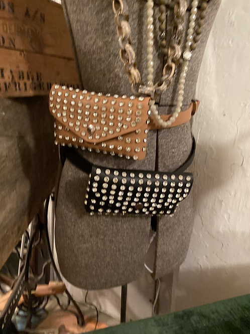 jeweled fanny pack