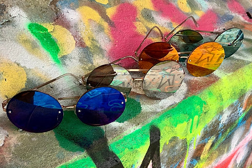 large circle sunglasses