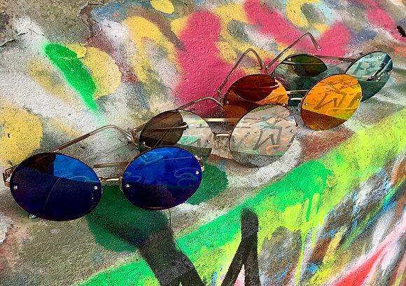 large circle sunglasses