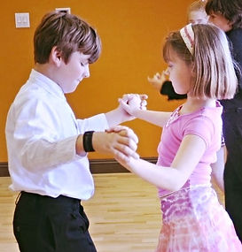 latin and ballroom classes for children and adults in Orange County