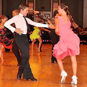 OC Dancing Latin Finalists Daniel Voronel and Masha Rapp