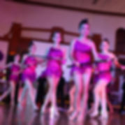 OC Dancing talented students