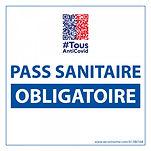 sticker-sanitaire-pass-sanitaire-obligatoire-vinyle-avec-image-qr-code-125-x-125-mm-fond-b