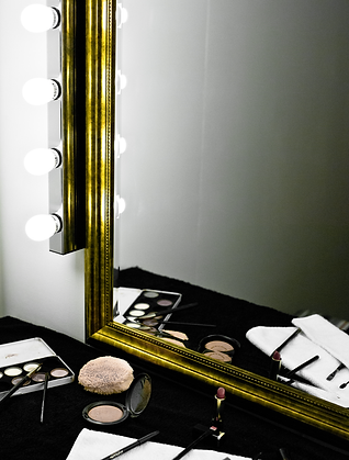 Maquillage pour portrait photographique