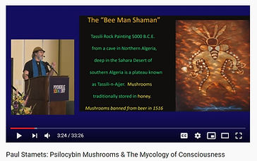 Mycology of Consciosness - Paul Stamets.