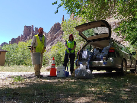 We Adopted Succor Creek State Natural Area!