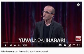 Why humans run the world - Yuval Noah Ha