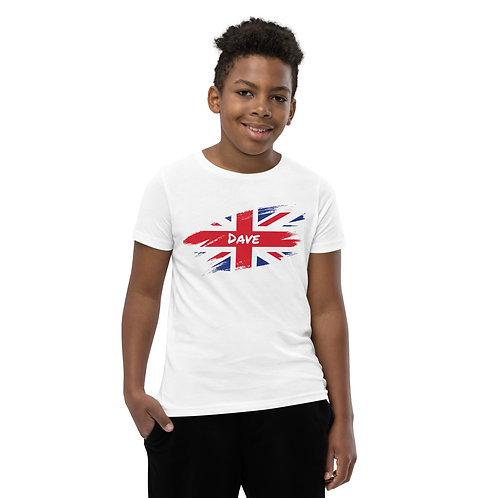 Daves Union Flag Kids T-Shirt