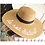 Thumbnail: Womens Wide Brim Do Not Disturb Sun Hat
