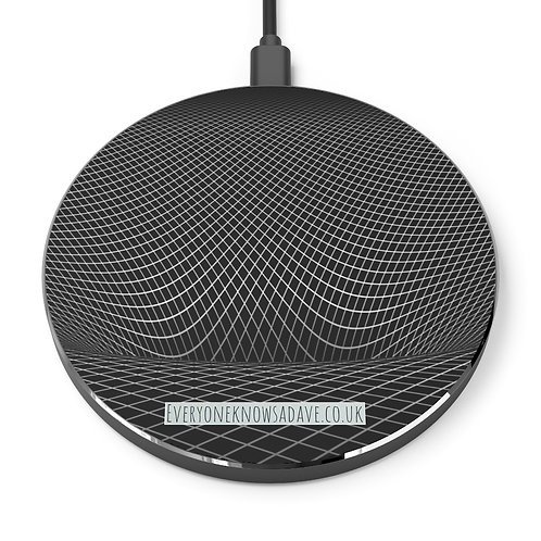 Vortex Illusion Wireless Charger