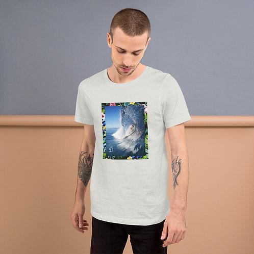 Dave Catch A Wave Mens T-Shirt