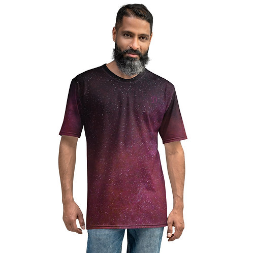 Dave Space Mens T-Shirt