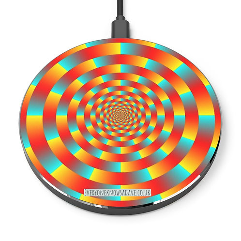 Target Illusion Wireless Charger