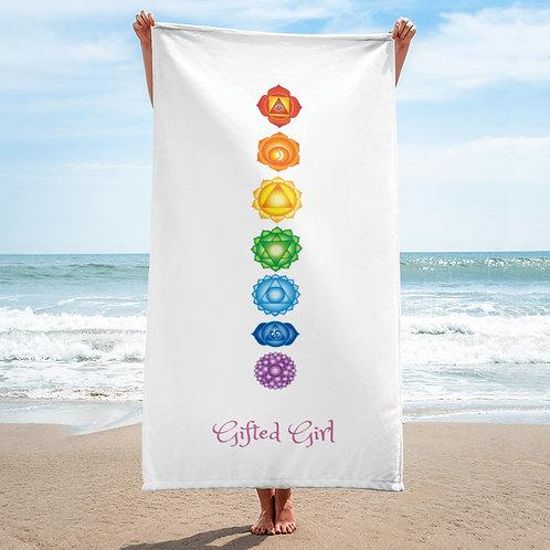 Dave x Gifted Girl 7 Chakra Towel