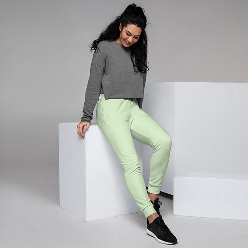 Dave Womens Mint Joggers