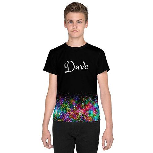 Dave Bubble Bottom Kids T-Shirt