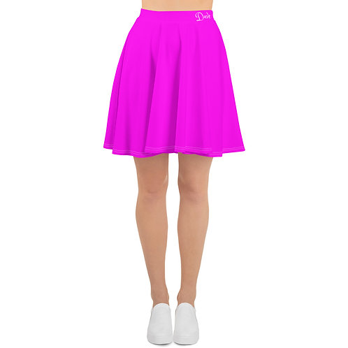 Dave Neon Pink Skirt